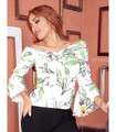 Blusa Colombiana OF1649